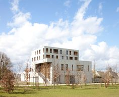 Gallery of La Grenouillère / Eva Samuel Architecte & Associés - 1