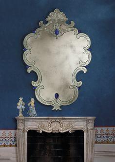 Arte di Murano Mirror 77x112 CM