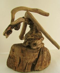 Driftwood Tree  Aquascaping  From Hawaii  Island @ TheWhatNaught.etsy.com