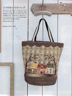 Chic & Kawaii Patchwork Quilt Japanese by JapanLovelyCrafts