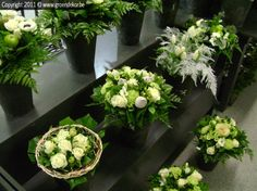 Wit Boeket - Winter | Bouquet Blanc - Hiver