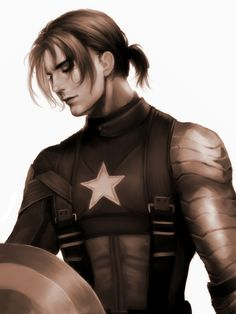"""found thanks to my favorite tumblr thebestpersonherelovesbucky """"Your Bucky"""" will haunt me until I know it's real."""