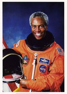Guion Bluford 1st African-American Astronaut