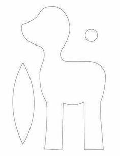 Molde cervo