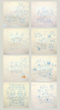 cute little drawings