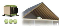 PIV Loft Mounted Unit | Ventilation for Social Housing | EnviroVent Specifier Social Housing, Wooden Toys, Loft, The Unit, Car, Wooden Toy Plans, Wood Toys, Lofts, Automobile