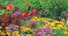 Color in the Garden.  Great Dixter, Christopher Lloyd, Rosemary Verey, Kandinsky and more... http://www.toddhaimanlandscapedesign.com/thlandscapedesign/2012/06/color-in-garden.html