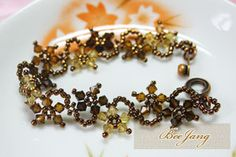 Crystal Bracelet DIY