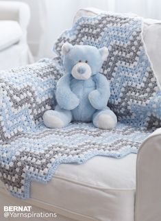 best crochet baby blankets for 2018 - free patterns
