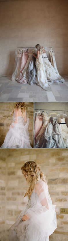 vera-wang-colored-wedding-dresses-elixabeth-messina