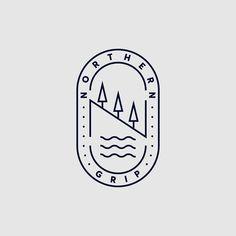 Unused logo for a mountain bike festival design icon trees enclosure 물 로고, Icon Design, Design Logo, Badge Design, Brand Identity Design, Design Art, Web Design, Logo Branding, Font Logo, Corporate Branding