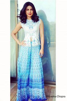 The Unsiyat Bandi and Sharara Desi Clothes, Indian Clothes, Indian Dresses, Indian Suits, Indian Attire, Indian Wear, Women's Ethnic Fashion, Indian Fashion, Bollywood Outfits