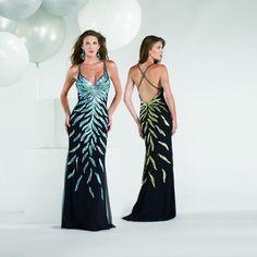 House of Brides - Liz Fields Prom -  Prom Dress - STYLE - 80013