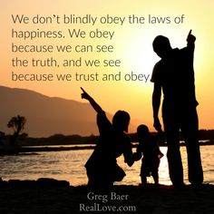Trust in the Laws of Happiness. Learn how here.