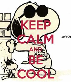KC the Snoopy way