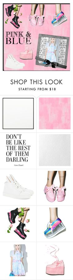"""""""/ #36 /"""" by one-vougish-girl ❤ liked on Polyvore featuring By Lassen, Designers Guild, Graham & Brown, Minna Parikka, Y.R.U. and Melonhopper"""