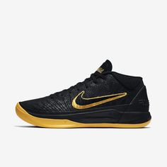 free shipping 3004e 0eb1f Nike Kobe A.D. Black Mamba Mens Basketball Shoe Kobe, Basketball Shoes,  Fashion Essentials,