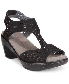 755d9a103c JBU by Jambu Women's Chloe Wedge Sandals & Reviews - Sandals & Flip Flops -  Shoes - Macy's