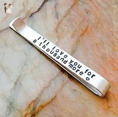 Hibiscus Tie Clip With Hidden Message