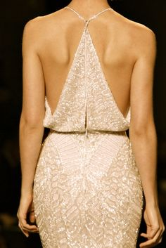 unique back, and beautiful detailing