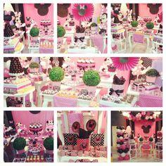 Mesa dulce Minnie  seco SS - Yippi Yei