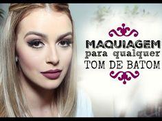 Maquiagem Elsa - opção 1 carnaval por Mariana Saad - YouTube