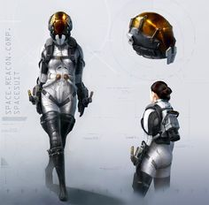 Astronaut Future ArmorSuit (page 3) - Pics about space