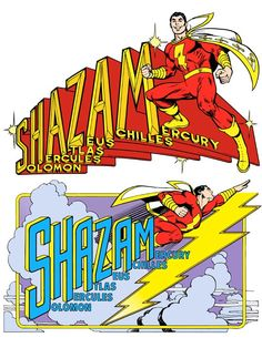 Shazam by José Luis García-López