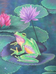Artwork by Vivien Rhyan
