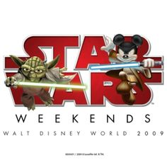 Disney Star Wars Weekends. I will be there this summer!