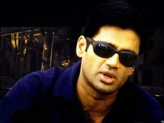 Sunil Shetty In Black Glasses