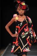 Marco Marcu défilé couture NY #lasemainedelamode #robe #femme #printempsete2011 #mode #marcomarcu