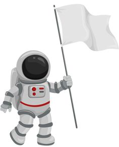 Find Illustration Astronaut Wearing Blank Flag stock images in HD and millions of other royalty-free stock photos, illustrations and vectors in the Shutterstock collection. Space Party, Space Theme, Cartoon Spaceship, Space Illustration, Simple Cartoon, Space Center, Diy Gift Box, Space Crafts, Baby Decor