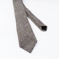 I've just found British Herringbone Tweed Tie. A beautiful tie handmade from the finest British wool tweed.. £37.50