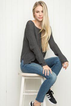 Brandy ♥ Melville | Gwen Sweater - Just In