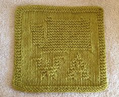 Knitted Dishcloth Patterns States : 1000+ images about knitting on Pinterest Dishcloth, Knit dishcloth patterns...