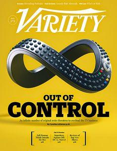 Variety Magazine Cover