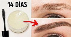 10Maneras sencillas detener cejas bonitas muy pronto