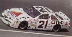 #21 Citgo Ford Michael Waltrip, Daytona 500, Paint Schemes, The Good Old Days, Nascar, Race Cars, Ford, Racing, Vintage
