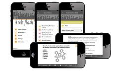 Archiflash 4.0 is a downloadable iPhone/iPad flashcard application designed specifically to help you prepare for the multiple-choice sections of the ARE 4.0.