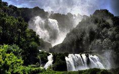 Cascate delle Marmore - Itália