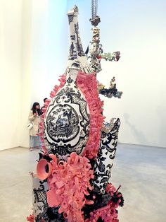 Ceramic works by Francesca DiMattio