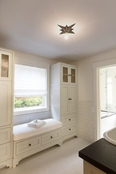 Cabinetry + foot detail | Mill Valley by HSH Interiors