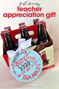 teacher appreciation gift   fast and easy teacher gift   free printable via @moritzdesigns