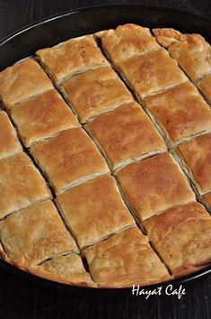 el-acmasi-börek Pie Recipes, Baby Food Recipes, Mexican Food Recipes, Dessert Recipes, Desserts, Fast Easy Dinner, Fast Dinner Recipes, Pastry And Bakery, Turkish Recipes