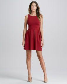 904e827497d Edina Pleated Tank Dress Susana Monaco