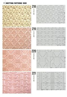 1000 Knitting Patterns Ebook Download : 1000+ images about Crochet and Knitting on Pinterest Lace Knitting Patterns...