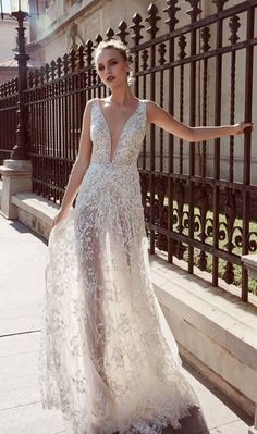 Sleeveless v neckline embellishment A line Wedding Dress : Miriams Bride 2018 wedding dresses #wedding #weddingdress #weddinggown #bridalgown #weddingdresses