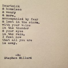 #468 #stephenmillard #original #poetry  All poems are at a reduced price and follow the listing to buy 3 for the price of 2! Find Stephen in Etsy & Instagram.