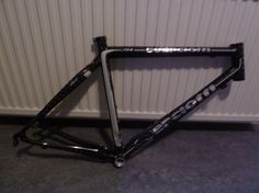 Guerciotti Ares frame. Click image for more pictures, price and specs.